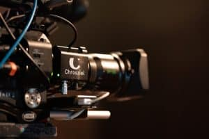 video camera for filming