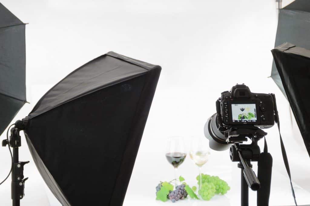 product photoshoot