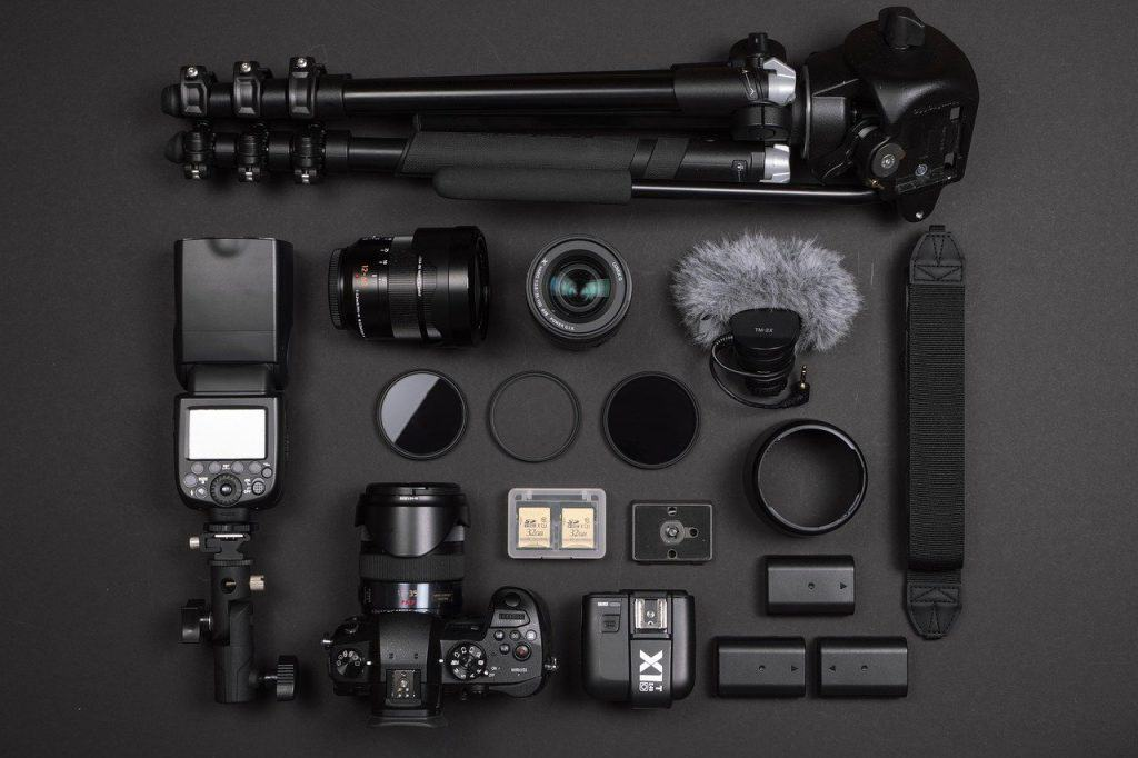 video equipment