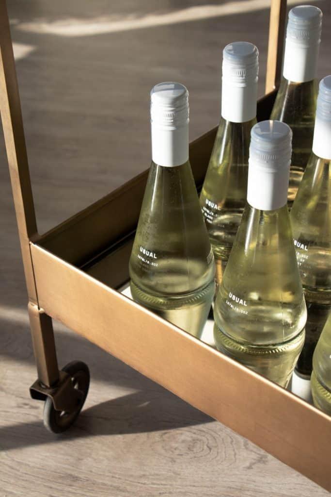 three-quarter bottles photo