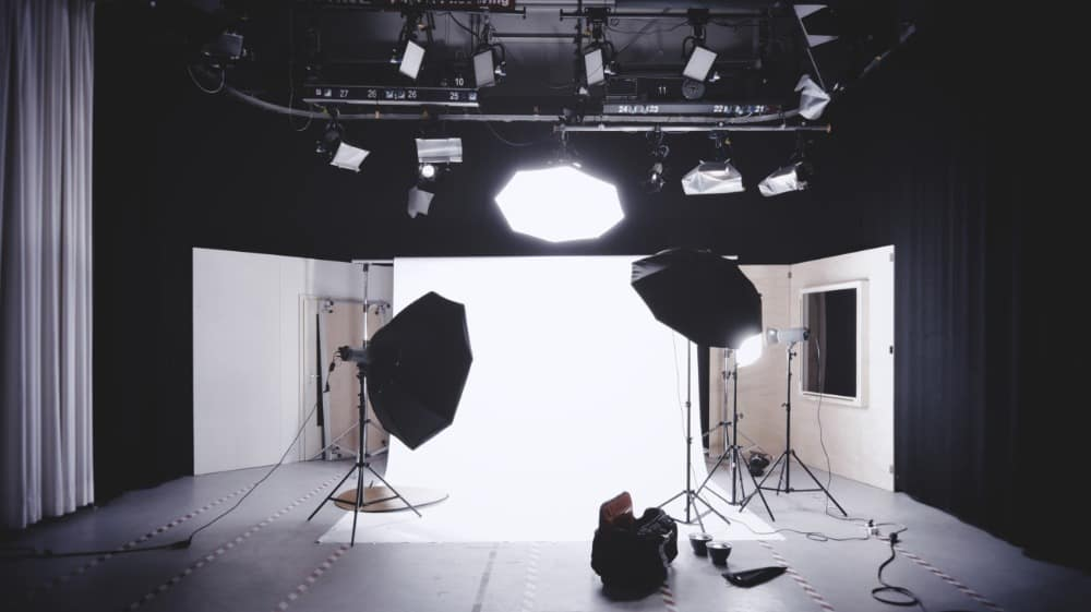 corporate video studio