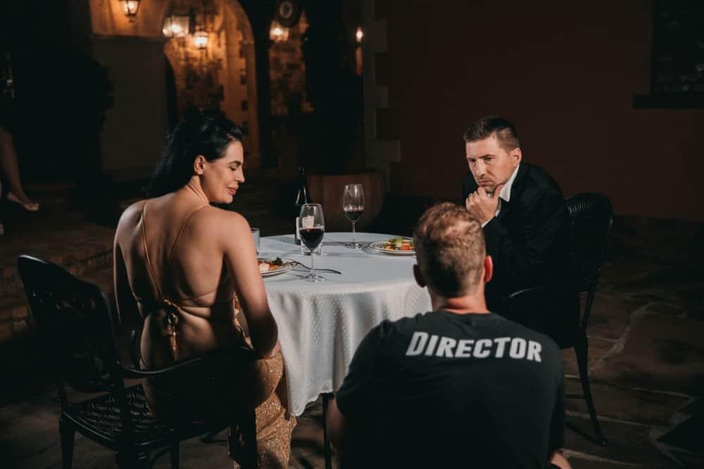 video production actors